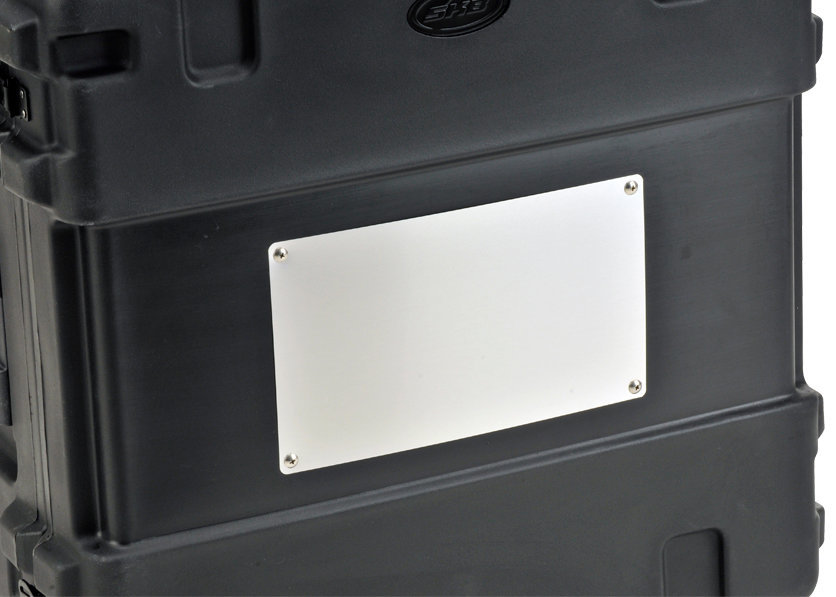 View larger image of SKB Shipping Label Plate - 12 x 7