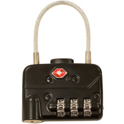 SKB TSA Cable Combination Padlock - 2 Pack