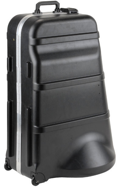 View larger image of SKB Universal Tuba Case with Wheels - Mid-Sized
