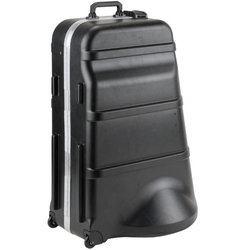 SKB Universal Tuba Case with Wheels - Mid-Sized