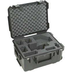 SKB Waterproof Case for Sony F5 or F55 Video Camera with Wheels and Pull Handle