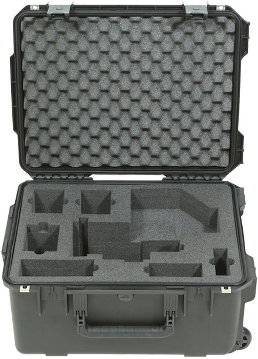 View larger image of SKB Waterproof Case for Sony F5 or F55 Video Camera with Wheels and Pull Handle