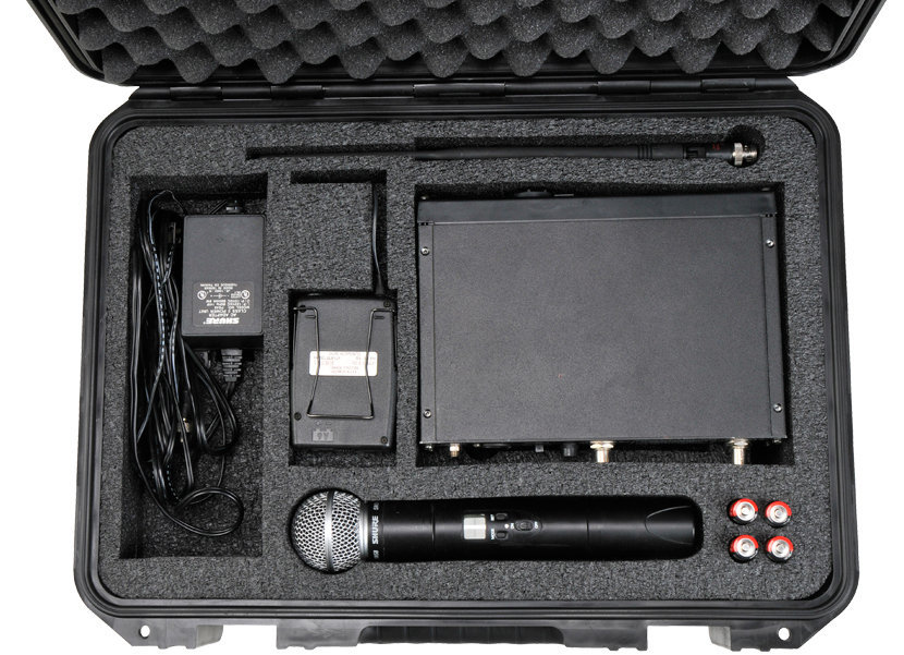 View larger image of SKB Waterproof Case With Shure SLX/ULX Custom Interior