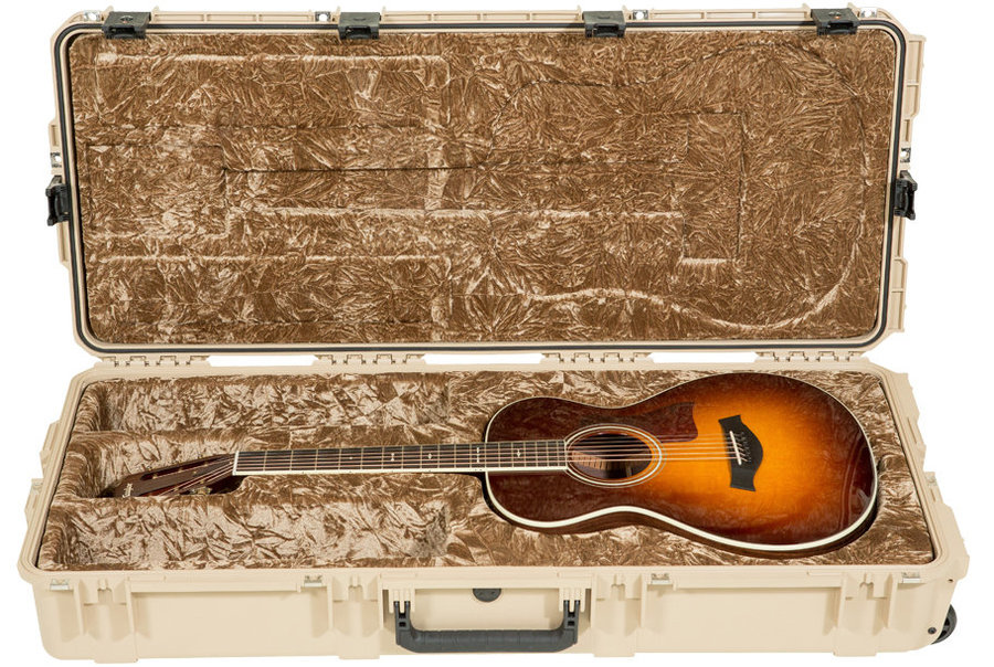 View larger image of SKB Waterproof Classical/Thinline Case - Tan