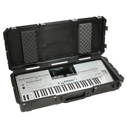 SKB Watertight 61 Note Keyboard Case with Wheels