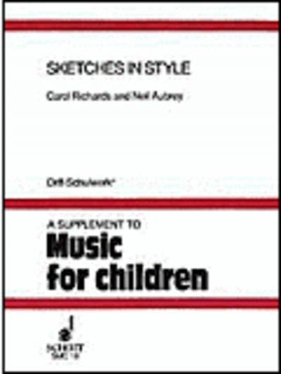 View larger image of Sketches in Style (Orff)
