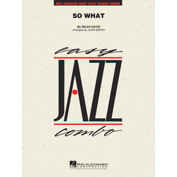 So What - Score & Parts, Grade 2 (Easy Jazz Combo)