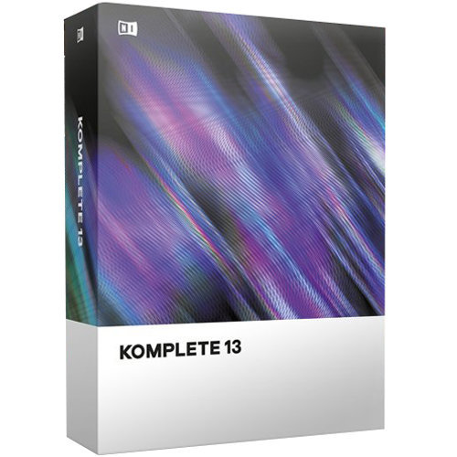 View larger image of Native Instruments Komplete 13