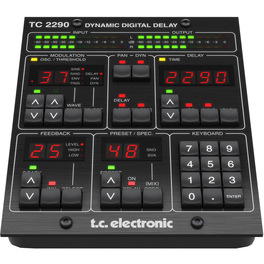 View larger image of TC Electronic TC2290-DT Desktop-Controlled Plug-In with Controller