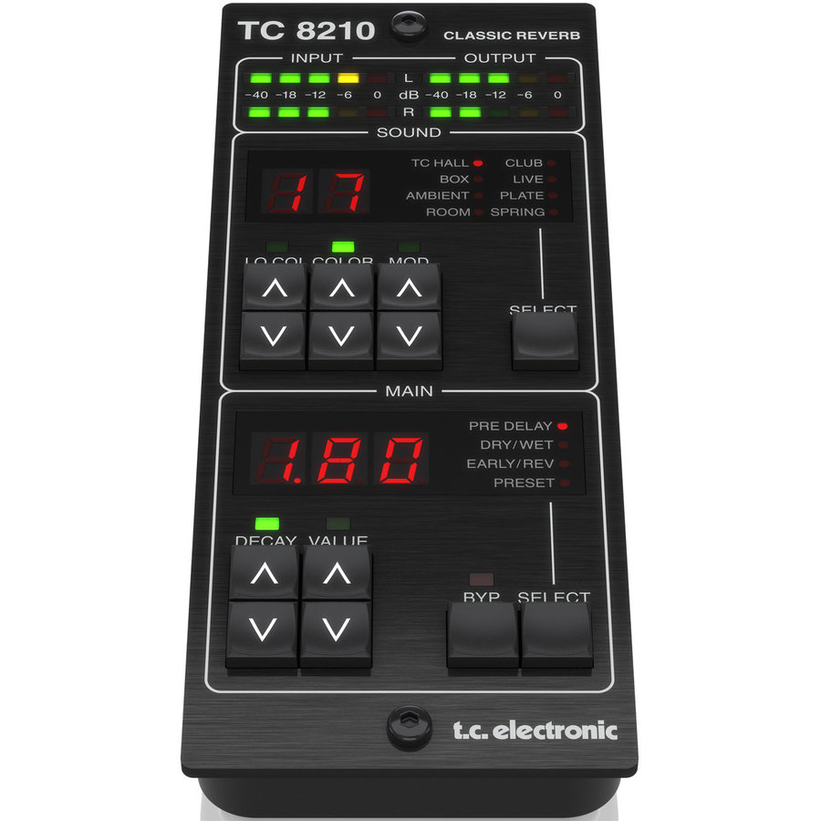 View larger image of TC Electronic TC8210-DT Desktop-Controlled Plug-In with Controller
