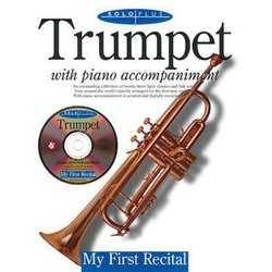 Solo Plus - My First Recital - Trumpet w/CD