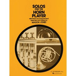 Solos for the Horn Player - Book Only