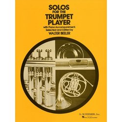 Solos for the Trumpet Player - Trumpet/Piano