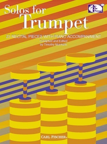View larger image of Solos for Trumpet - Trumpet/Piano
