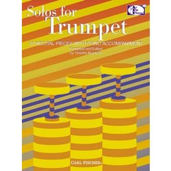 Solos for Trumpet - Trumpet/Piano