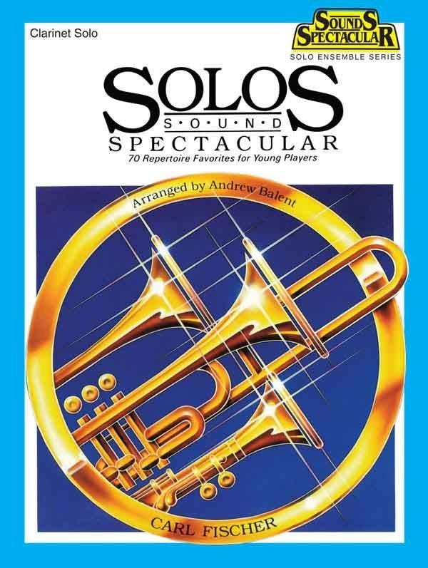 View larger image of Solos Sound Spectacular - Clarinet