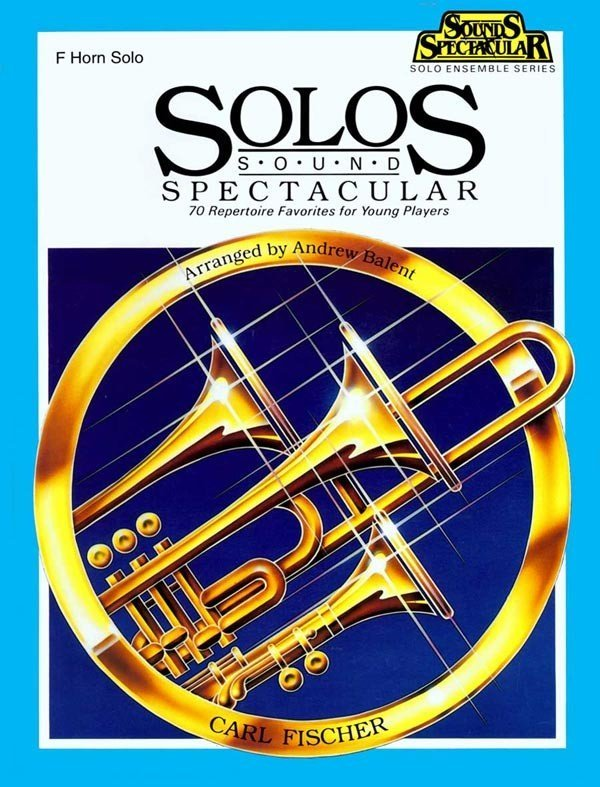 View larger image of Solos Sound Spectacular - F Horn