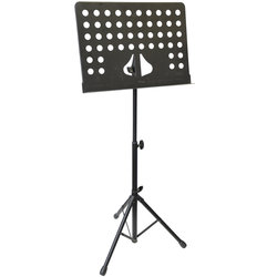 Solutions Concert Style Music Stand - Black