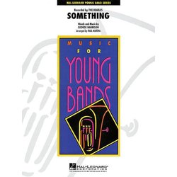 Something (The Beatles) - Score & Parts, Grade 3