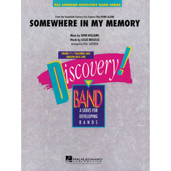 Somewhere In My Memory (Home Alone) - Score & Parts, Grade 1.5