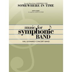 Somewhere in Time - Score & Parts, Grade 4