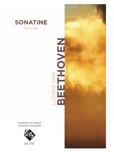 View larger image of Sonatine 43A (Beethoven) - Guitar & Mandolin Duet