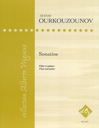 View larger image of Sonatine (Ourkouzounov) - Guitar & Flute Duet