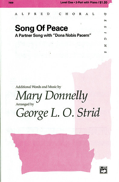 View larger image of Song of Peace (Dona Nobis Pacem), 2PT Parts
