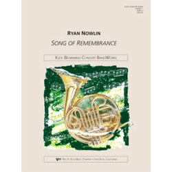 Song of Rememberance - Score & Parts, Grade 1