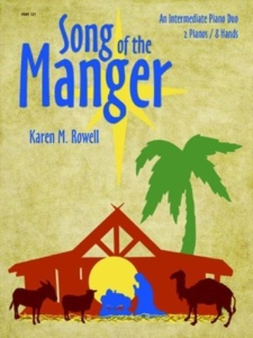 View larger image of Song of the Manger - Piano Duet (2P4H)