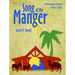 Song of the Manger - Piano Duet (2P4H)