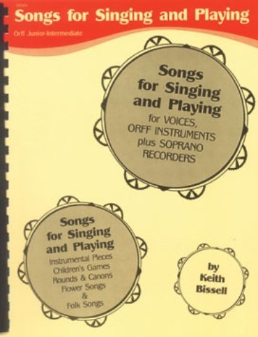 View larger image of Songs for Singing and Playing
