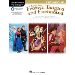 Songs from Frozen, Tangled and Enchanted - Trombone