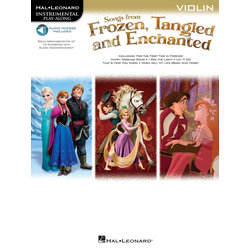 Songs from Frozen, Tangled and Enchanted - Violin