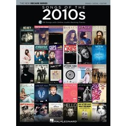 Songs of the 2010s w/Online Audio