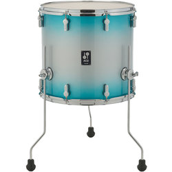 Sonor AQ2 Floor Tom - 16x15, Aqua Silver Burst