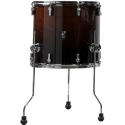 Sonor AQ2 Floor Tom - 16x15, Brown Fade