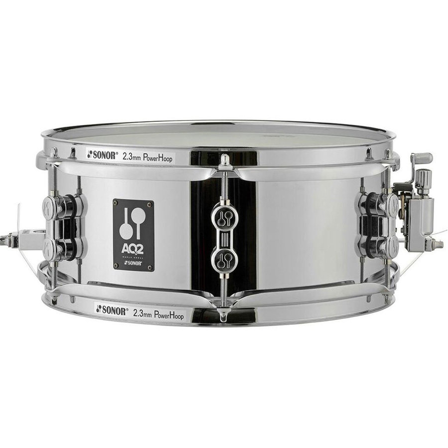 View larger image of Sonor AQ2 Snare Drum - 14x5-1/2, Steel