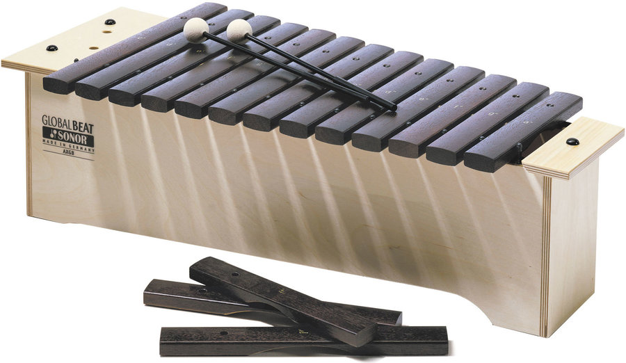 View larger image of Sonor AX-GB Global Beat Series Xylophone - Alto
