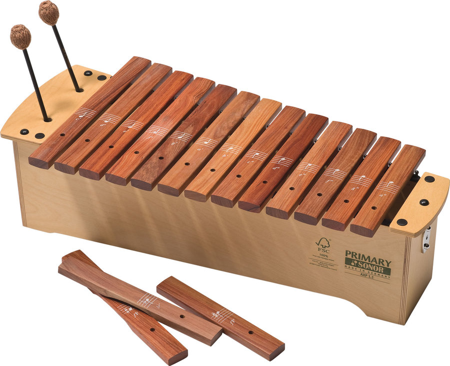 View larger image of Sonor AXP 1.1 Primary Series Xylophone