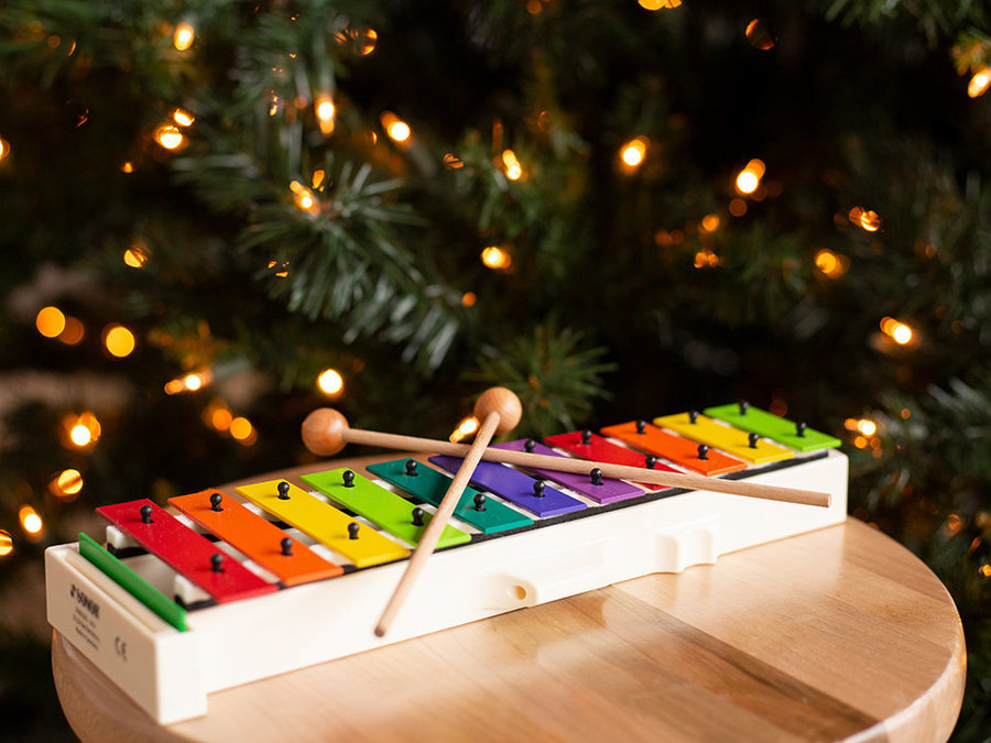 View larger image of Sonor Boomwhackers Soprano Glockenspiel