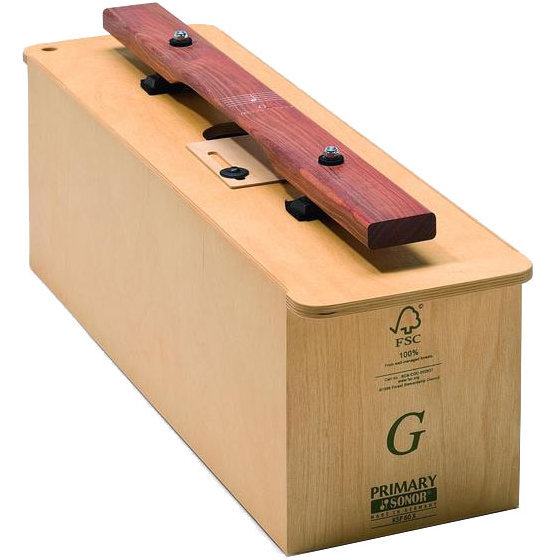 View larger image of Sonor Contra Bass Resonator Bar - G