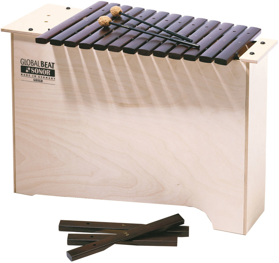 View larger image of Sonor GBX-GB Deep Bass Xylophone