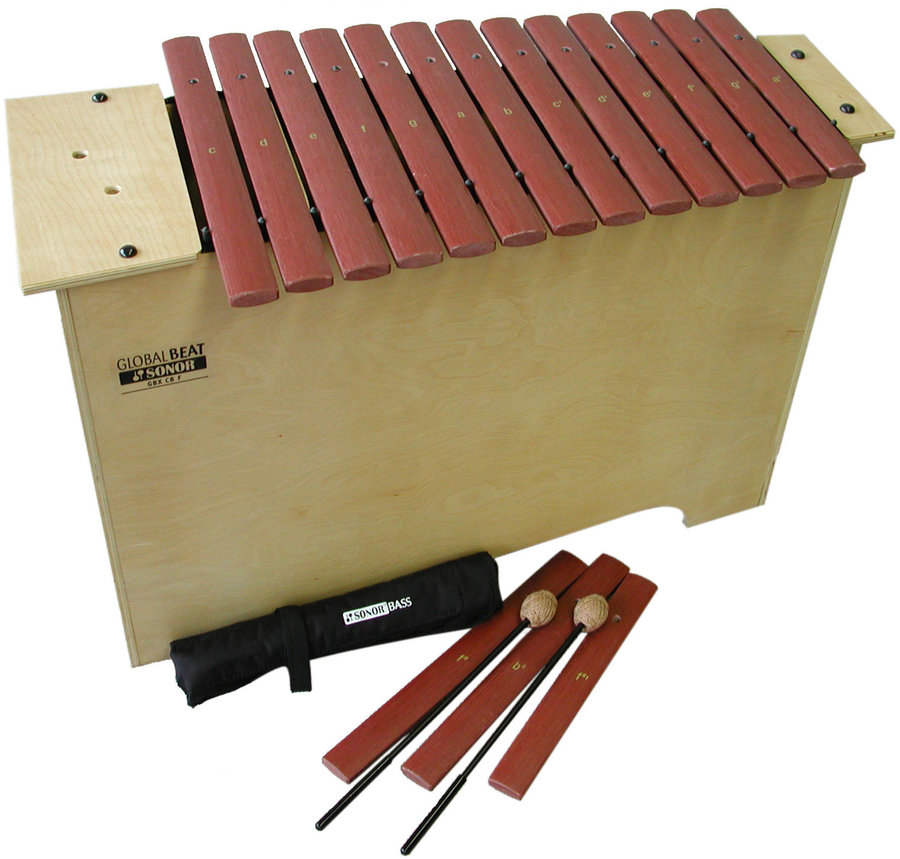 View larger image of Sonor GBX-GBF Deep Bass Xylophone - Fiberglass