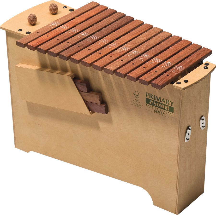 View larger image of Sonor GBXP 1.1 Primary Series Xylophone - Deep Bass