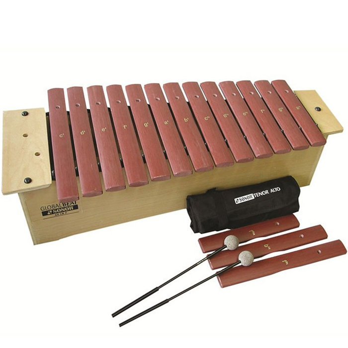 View larger image of Sonor Global Beat Fiberglass Xylophone