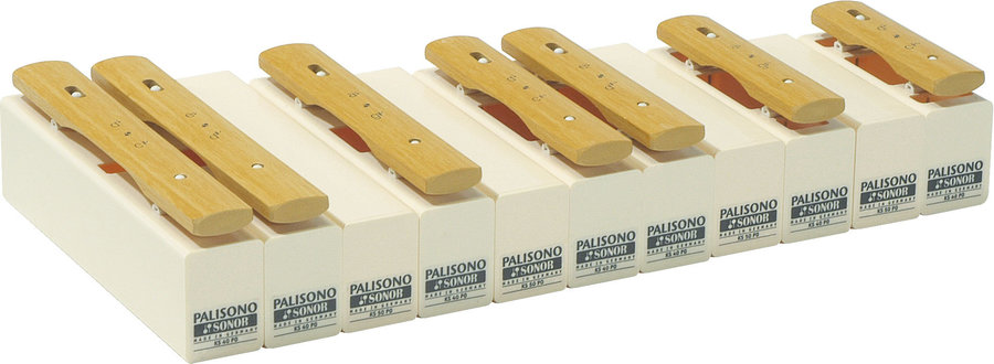 View larger image of Sonor KS40PO2 Palisono Chime Bar Chromatic Extension
