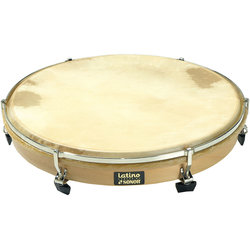 Sonor LHDN 13 Latino Hand Drum with Tunable Natural Skin