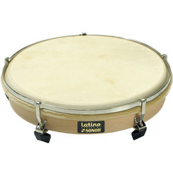 Sonor LHDN 14 Latino Hand Drum with Tunable Natural Skin - 14