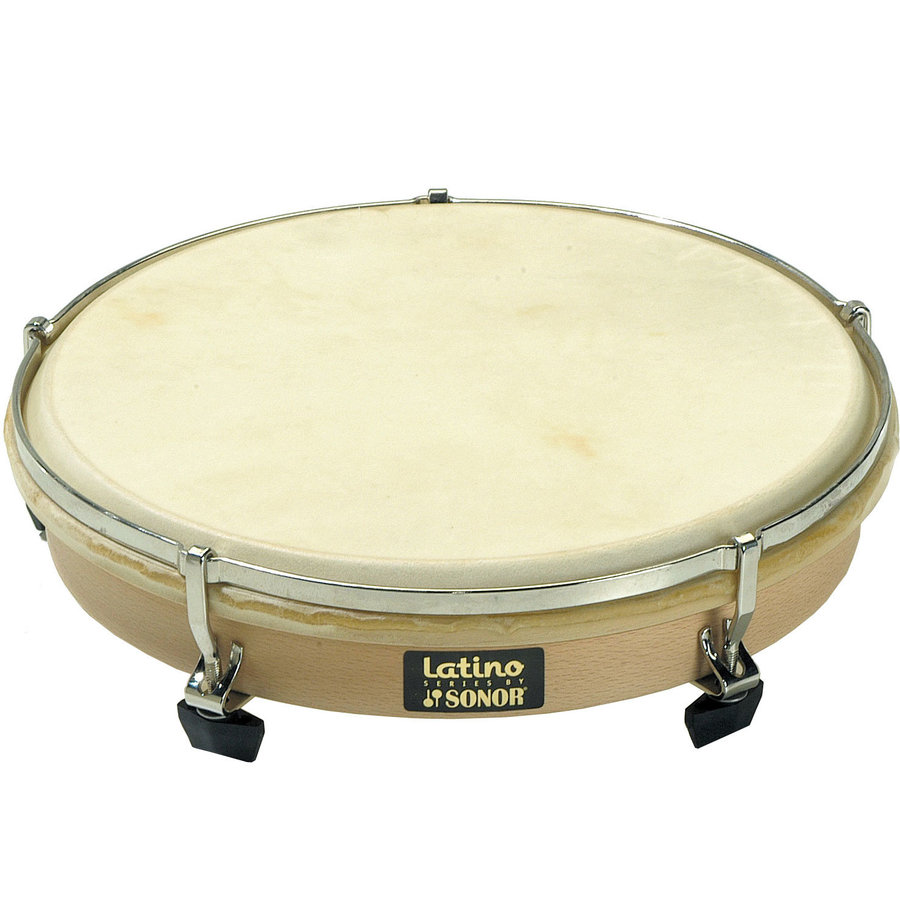 View larger image of Sonor LHDN Latino Hand Drum with Tunable Natural Skin - 10